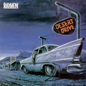 Cover - Raymen, The: Desert Drive