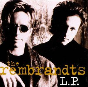 The Rembrandts: L.P. - Cover