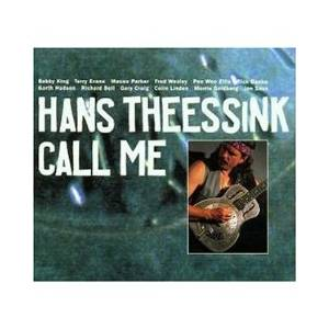 Hans Theessink: Call Me - Cover