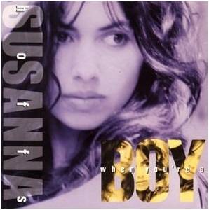 Susanna Hoffs: When You're A Boy - Cover