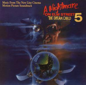 Nightmare On Elm Street 5 - The Dream Child, A - Cover