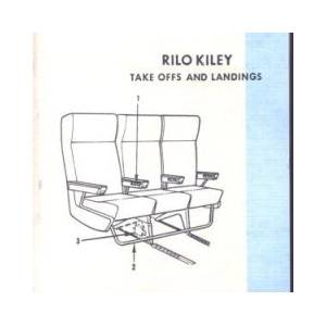 Cover - Rilo Kiley: Take Offs And Landings