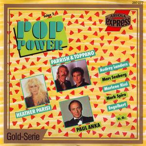 Pop Power Folge 2 - Cover