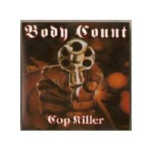 Cover - Ice-T: Cop Killer