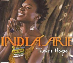 India.Arie: There's Hope - Cover
