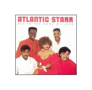 Cover - Atlantic Starr: All In The Name Of Love