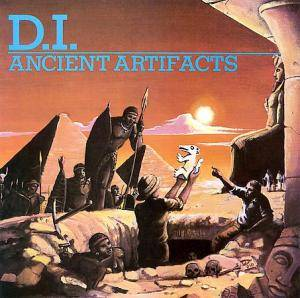 Cover - D.I.: Ancient Artifacts