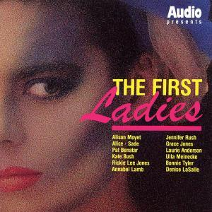 Audio - The First Ladies - Cover