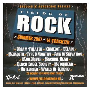 Grolsch & Aardschok present Fields of Rock - Cover