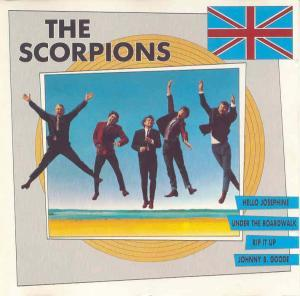 Scorpions, The: Scorpions, The - Cover