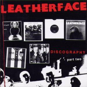 Leatherface: Discography Part Two - Cover