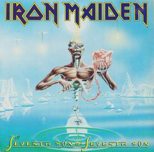 Iron Maiden: Seventh Son Of A Seventh Son (LP) - Bild 1