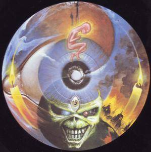 Iron Maiden: Seventh Son Of A Seventh Son (LP) - Bild 4