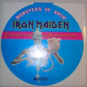 Iron Maiden: Seventh Son Of A Seventh Son (LP) - Bild 9