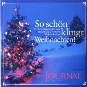 so sch n klingt weihnachten cd 2002 heftbeilage cardsleeve. Black Bedroom Furniture Sets. Home Design Ideas