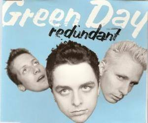 Green Day: Redundant - Cover