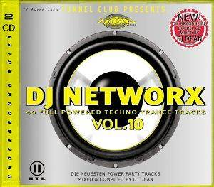 Cover - Pablos, Los: DJ Networx Vol. 10