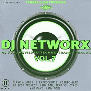 Cover - Space Planet: DJ Networx Vol. 07