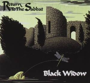 Cover - Black Widow: Return To The Sabbat