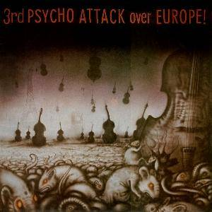 3rd Psycho Attack Over Europe! - Cover