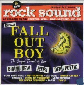 Rock Sound (F) - Volume 116 - Cover