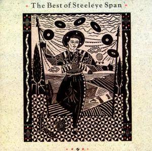 Steeleye Span: Best Of Steeleye Span, The - Cover