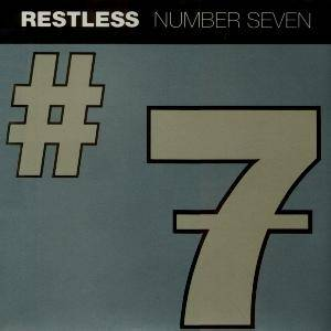 Cover - Restless: Number Seven