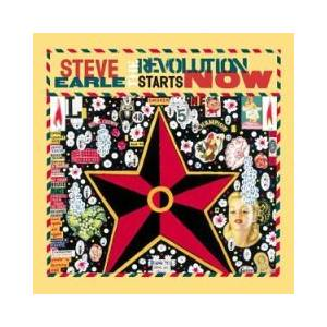 Cover - Steve Earle: Revolution Starts ... Now, The