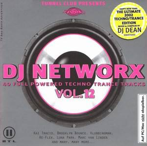 Cover - Angel Beats: DJ Networx Vol. 12