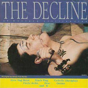 Cover - Bags, The: Decline Of Western Civilisation, The