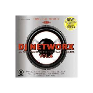 Cover - Starfighter: DJ Networx Vol. 06