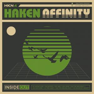 Haken: Affinity - Cover