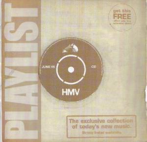 HMV - Playlist 31 ~ June 2005 - Cover