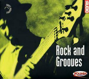 Cover - Grooveminister: Audio's Audiophile Vol. 16 - Rock And Grooves
