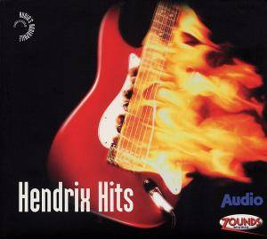 Cover - Frank Marino: Audio's Audiophile Vol. 15 - Hendrix Hits
