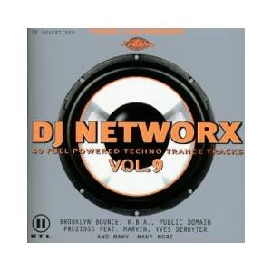 Cover - DJ Session One: DJ Networx Vol. 09