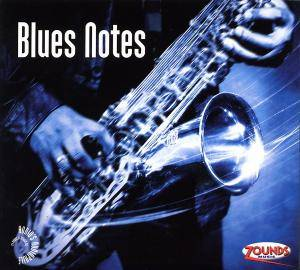 Cover - Chet Atkins & Mark Knopfler: Audio's Audiophile Vol. 13 - Blues Notes