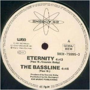 Cover - Energy 52: Expression / Eternity / The Bassline