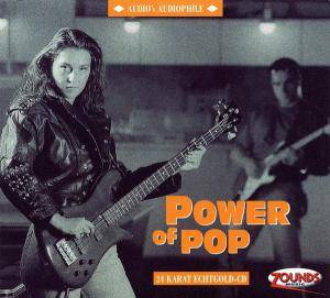 Cover - Patricia Kaas: Audio's Audiophile Vol. 10 - Power Of Pop
