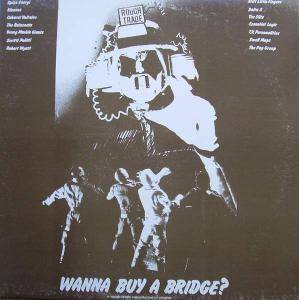 Wanna Buy A Bridge? - Cover