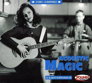 Cover - John Basile Quartet, The: Audio's Audiophile Vol. 08 - Acoustic Magic