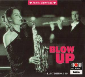 Cover - Eric Marienthal: Audio's Audiophile Vol. 03 - Blow It Up