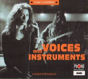 Audio's Audiophile Vol. 01 - Voices And Instruments - Cover