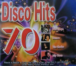 Cover - Christopher Stone: Disco Hits 70