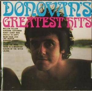 Donovan: Donovan's Greatest Hits - Cover
