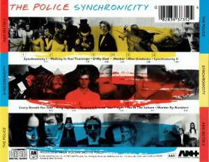 The Police: Synchronicity (CD) - Bild 2