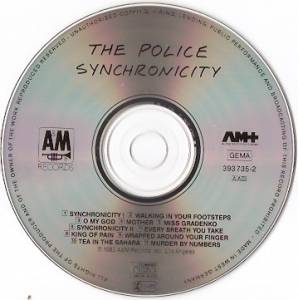 The Police: Synchronicity (CD) - Bild 3