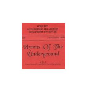 Hymns Of The Underground Vol. 1 - Cover