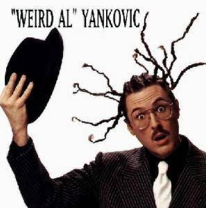 """Weird Al"" Yankovic: Bad Hair Day - Cover"