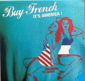 Cover - Daara J: Buy French It's America !: Experience The French at SXSW 05